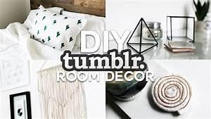 DIY Tumblr Inspired Room Decor - Minimal & Simple (2016