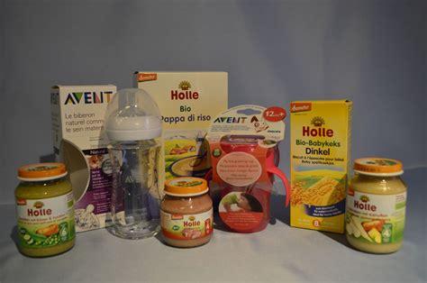 alimenti per l infanzia alimenti per l infanzia bio pro natura