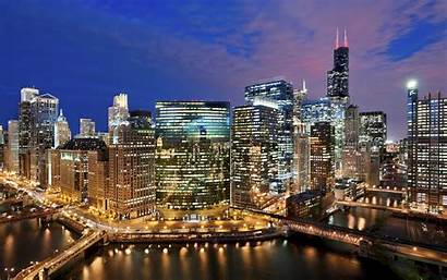Chicago Illinois Usa Almighty Resolution Desktop Wallpapers