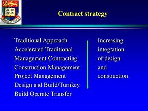 Ppt - Contract Strategy Powerpoint Presentation