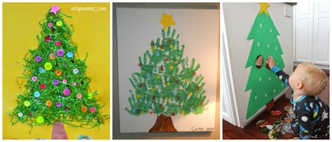 creative christmas art and craft creative tree crafts and activities for i arts n crafts