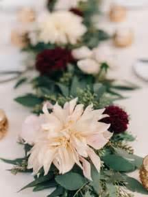 ideas  flower garland wedding  pinterest