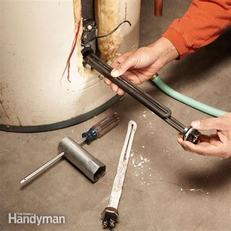 Diy Hot Water Heater Repair  Heating Element