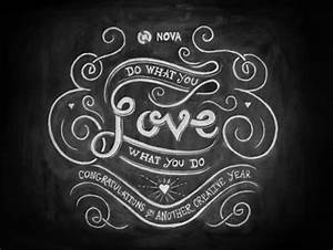 Do What You Love : friday s typography treats the chic type blog page 9 ~ Buech-reservation.com Haus und Dekorationen