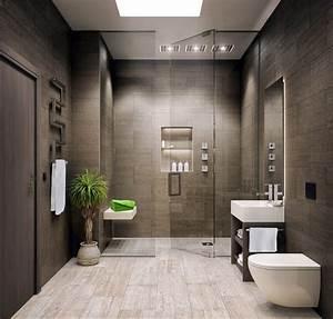 Moderne Badezimmer Mit Dusche : kleine badezimmer design ideen f r gem tliche h user ~ Sanjose-hotels-ca.com Haus und Dekorationen