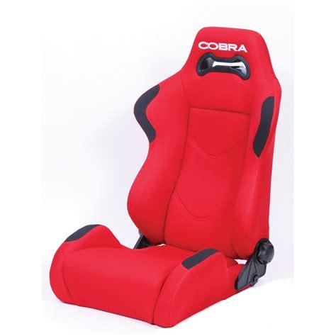 Cobra Daytona Reclining Sport Seat  Gsm Sport Seats