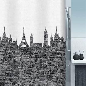 Duschvorhang Mit Bleiband : duschvorhang spirella urban textil ~ Sanjose-hotels-ca.com Haus und Dekorationen