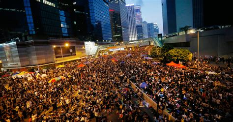 workers strike  support  hong kongs protests  nation