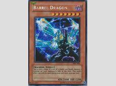 Barrel Dragon VB5003 Secret Rare YuGiOh! Promo