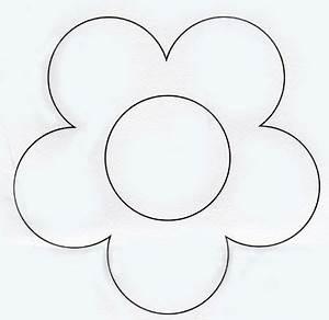 Blumen Basteln Vorlage : 38 besten sablon bilder auf pinterest papierblumen vorlagen und feltro ~ Frokenaadalensverden.com Haus und Dekorationen