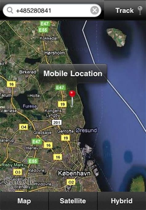 find location of cell phone app to find cell phone location earth