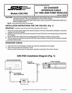 Ford 6 Disc Cd Changer Wiring Diagram