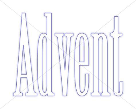 blue outline simple advent advent clipart