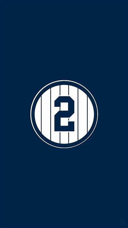 Jeter Phone Derek Retired Wallpapers Number