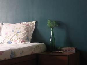 Petrol Wandfarbe Schlafzimmer : die farbe petrol beruhigend und kraftvoll ~ Buech-reservation.com Haus und Dekorationen