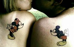 Mouse Love - 9 Awesome Disney Tattoos ... Lifestyle