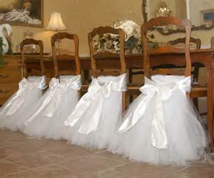 tulle chair sash chair tutu for bridal shower baby shower birthday party