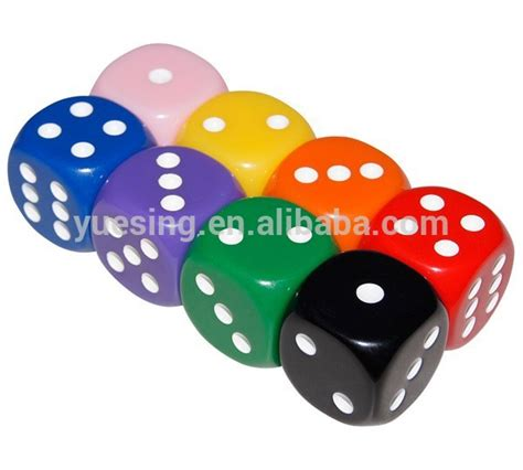 colored dice dice different colored colorful dice pieces rounded dice
