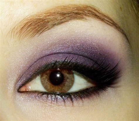 easy purple smokey eye makeup   occasions stylewile