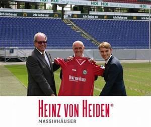 Heinz Von Heiden Gmbh Massivhäuser : heinz von heiden gmbh massivh user wird neuer haupt und trikotsponsor von hannover 96 ~ Markanthonyermac.com Haus und Dekorationen
