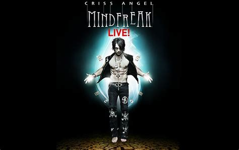 Criss Angel Mindfreak Live!  Showtimes, Deals & Reviews