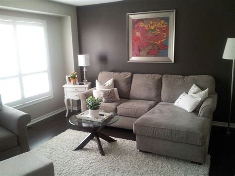 living room with accent wall revere pewter and willow by
