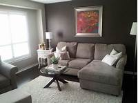 fine accent wall colours Living room with accent wall. Revere Pewter and Willow by Benjamin Moore   cabinet painting ...