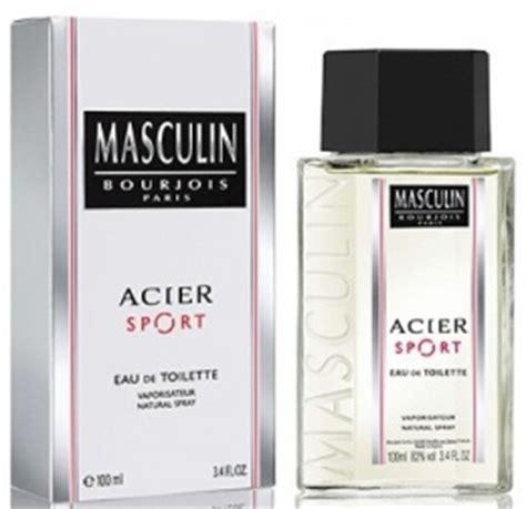 parfum eau de toilette acier sport masculin bourjois parfum homme beaut 233 test