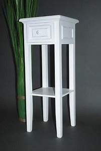Beistelltisch Weiß Landhaus : rezension telefontisch beistelltisch wei landhaus stil ~ Watch28wear.com Haus und Dekorationen