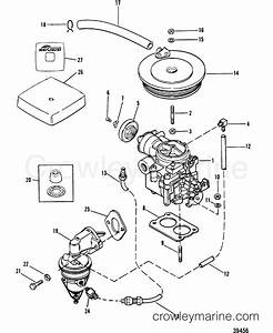 Carburetor And Fuel Pump 165-170-3 7l