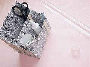 Papier Peint Bureau : diy avec des chutes de papier peint clem around the corner ~ Melissatoandfro.com Idées de Décoration