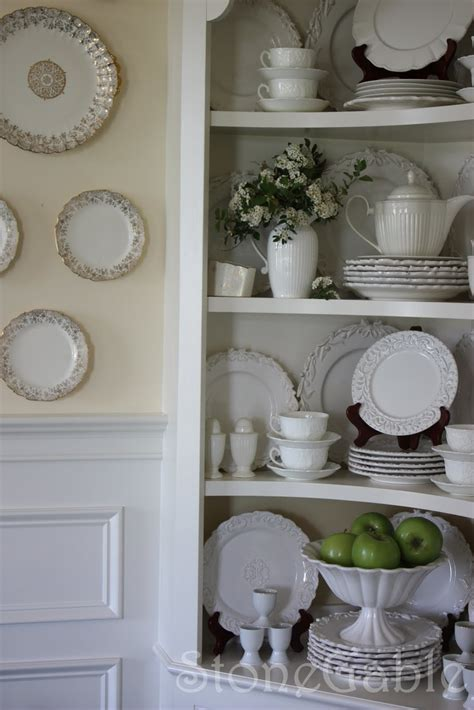 How To Decorate Cupboard by How To Decorate A Corner China Cabinet