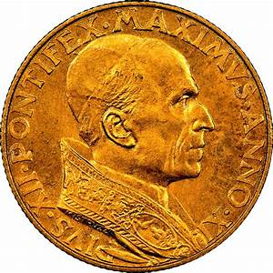 Vatican City 100 Lire Km 39 Prices  U0026 Values