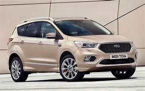Ford Kuga 2016 : 2016 ford vignale kuga wallpapers and hd images car pixel ~ Nature-et-papiers.com Idées de Décoration