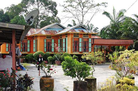 gbr rumah kayu sederhana desain minimalis contoh