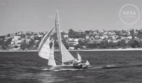 Skiff Club Middle Harbour by Middle Harbour 16ft Skiff Club History Captured On