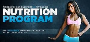Fitness 360: Nicole Moneer Guerrero - Nutrition