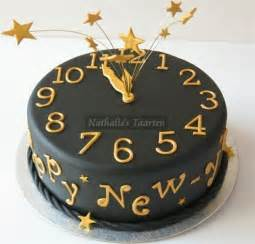 2017 Happy New Year Cake