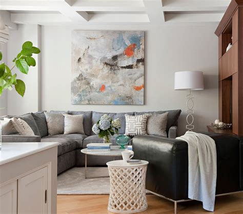 Decorating Small Living Room With Sectional by Small Space Solution 33 Modern Living Room Design Ideas