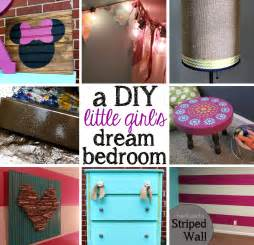 DIY Little Girls Bedroom Ideas