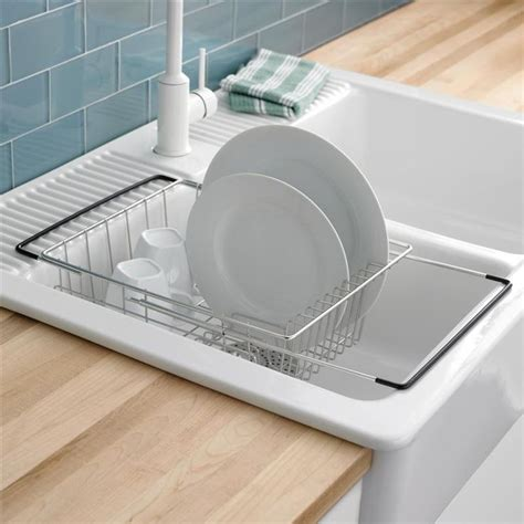 over sink drainer rack ksp span over the sink dish rack the o 39 jays dish racks