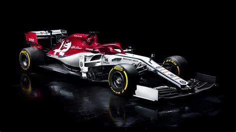 2019 F1 Car Wallpaper by Sports Wallpapers Alfa Romeo F1 2019 Car Wallpaper