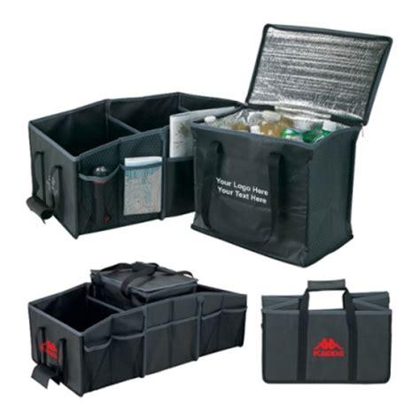 Custom Imprinted Trunk Organizer With Cooler Cartrunk
