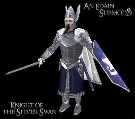 of the silver swan image an edain submod for