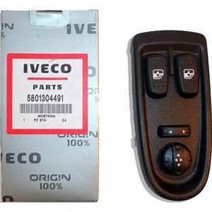 Pieces Iveco Daily : commande leve vitre gauche iveco 2006 2012 5801304491 pi ces automobiles en ligne ~ Voncanada.com Idées de Décoration
