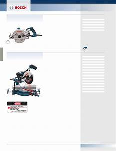 Page 8 Of Bosch Power Tools Saw 4100dg
