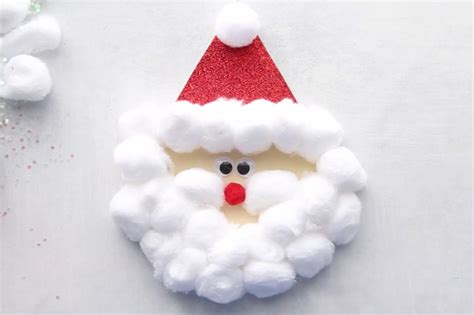 santa craft   ideas  kids