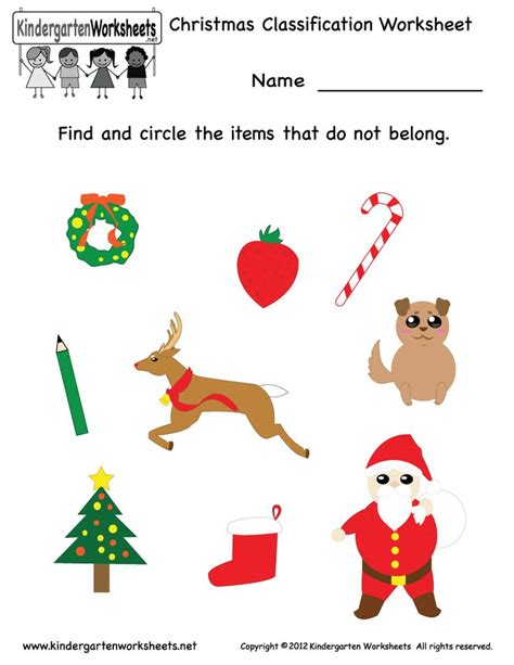 christmas activity forwork 17 best ideas about worksheets on winter literacy kindergarten color