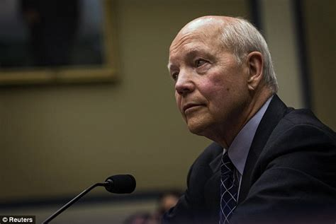 Republicans move to IMPEACH IRS boss over claims agency