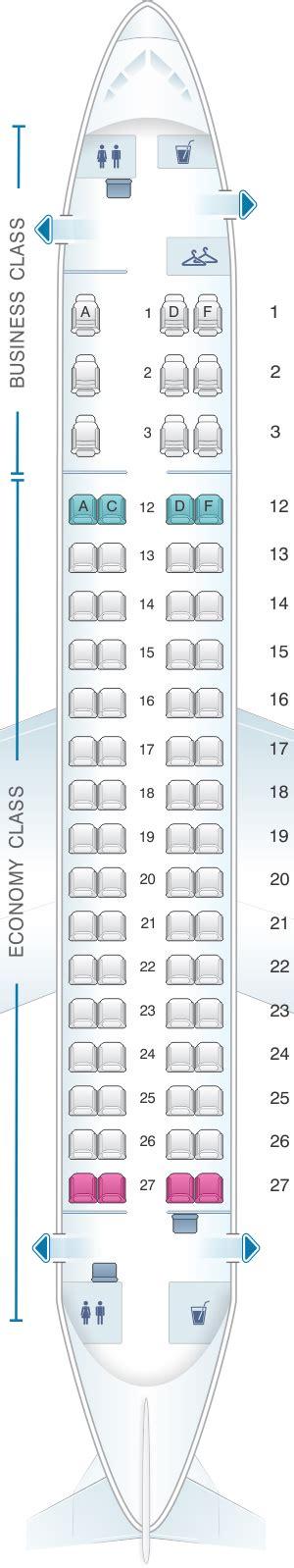 plan siege air plan de cabine air canada embraer e175 seatmaestro fr